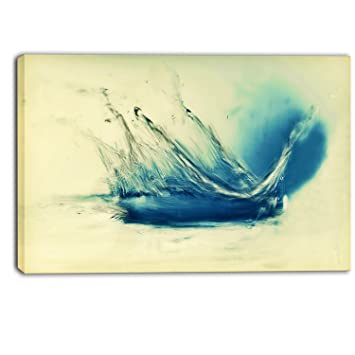 Famous Blue Metal Wall Art Frieze - Wall Art Collections ...