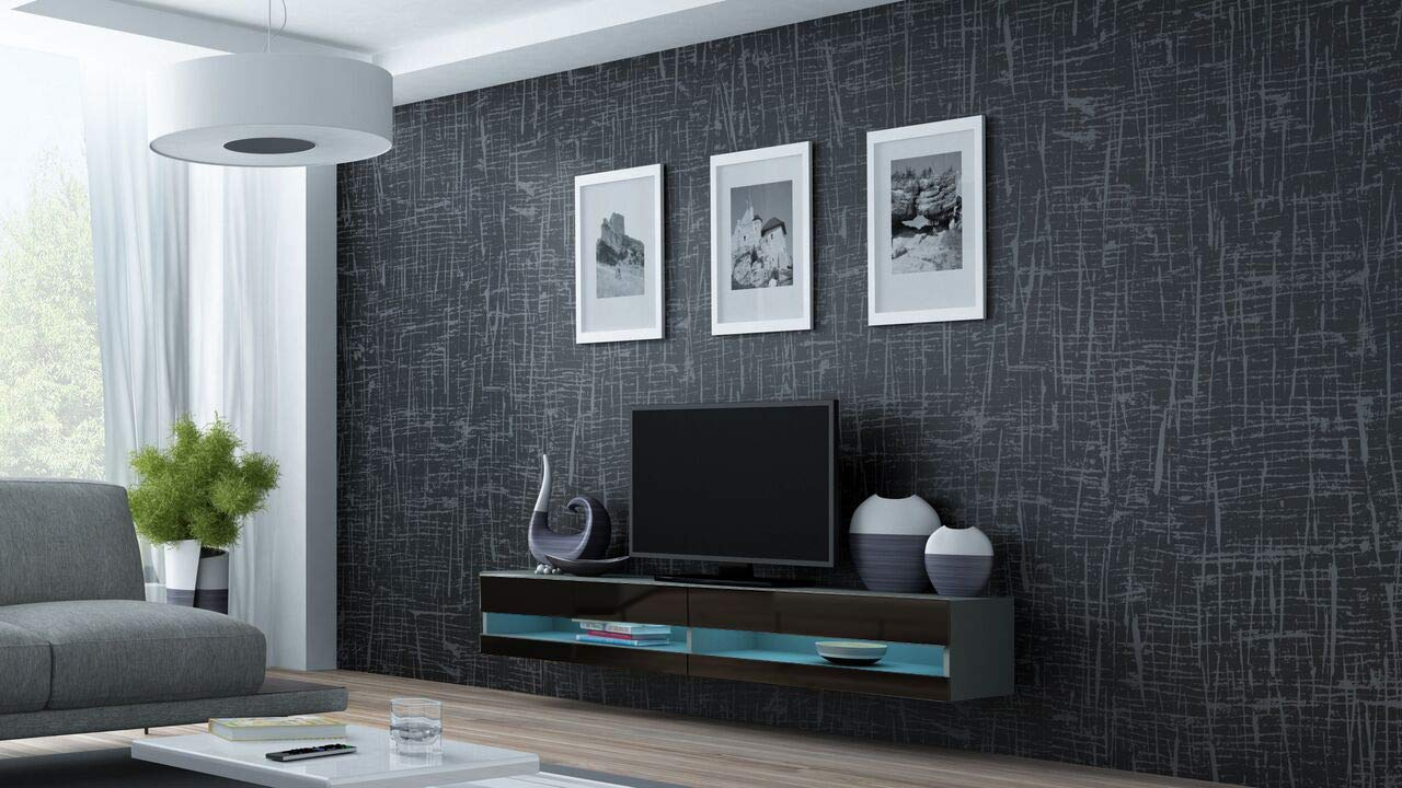 MEBLE FURNITURE & RUGS Vigo New 180 LED Wall Mounted 71