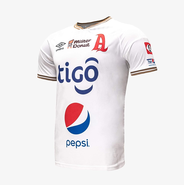 2019//20 Umbro Alianza FC Home Mens Soccer Jersey