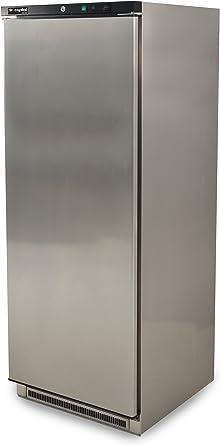Royal solo – Vertical Catering Congelador de puerta Acero ...