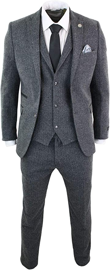 The Great Gatsby tweed suits