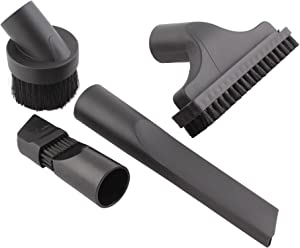 IDS Home Replacement Nozzle Tool Kit Soft Dusting Brush for Henry Hetty Electrolux Hoover Crevice Upholstery