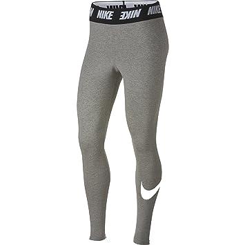 Nike W NSW Lggng Club Hw Un Un Pantalon Femme  Amazon.fr  Sports et ... 3e044aeb237