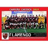 Pôster A4 - Flamengo Campeão Carioca - 2019