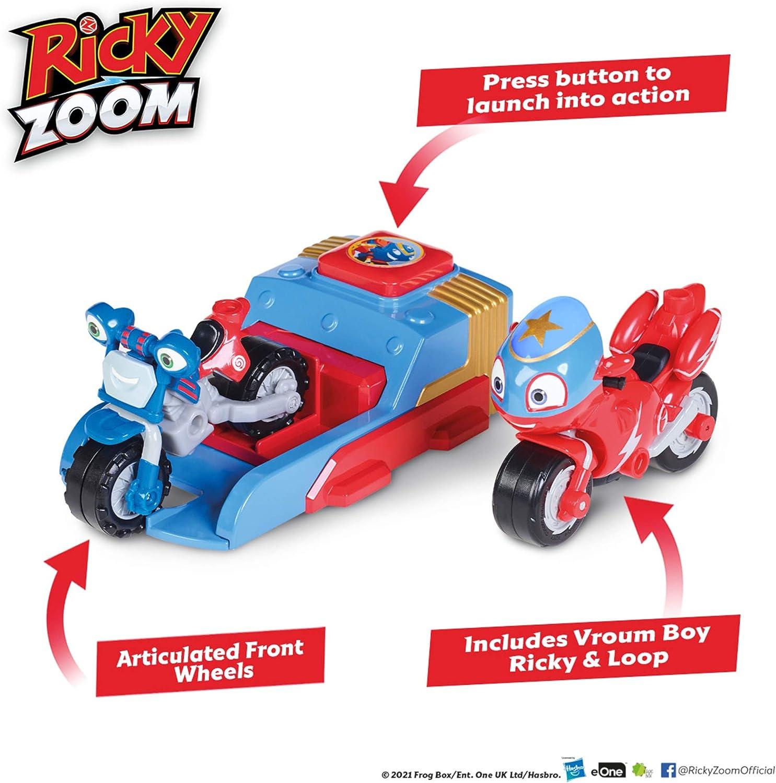 Ricky Zoom T20095 Toy