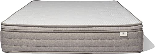 Brentwood Home Palmetto Natural Latex Mattress