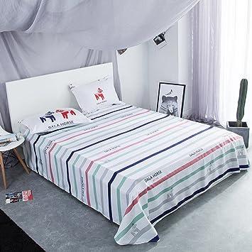 Private home textiles Draps de Coton draps