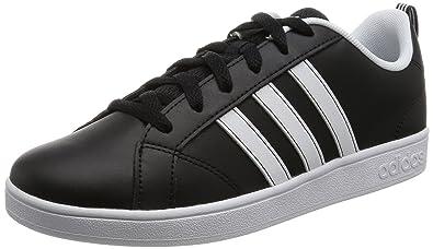 adidas Advantage VS K, Chaussures de Sport Garçon, Noir (Negbas/Ftwbla/Ftwbla), 29 EU