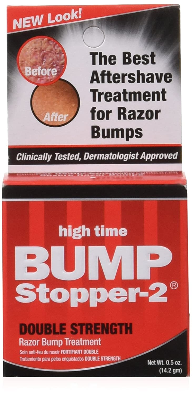 Bump Stopper-2 Razor Bump Treatment