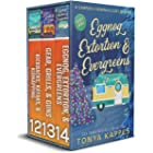 A CAMPER & CRIMINALS COZY MYSTERY BOOKS 12 - 14 (Tonya Kappes Books Cozy Mystery Series)