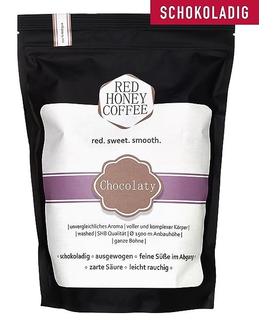 Premium Arabica Café Guatemala - Red Honey Coffee - Hochland ...