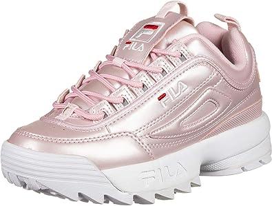 aaa2aae8993f61 Fila Disruptor M Low Wmn Schuhe Damen  Amazon.de  Schuhe   Handtaschen