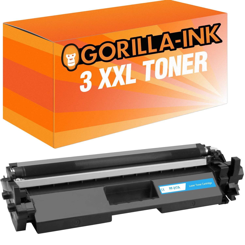 Gorilla de Ink tóner XXL para HP cf217 a Laserjet Pro M102 a M102 ...