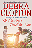 The Cowboy's Bride for Hire (Cowboys of Ransom Creek Book 2)