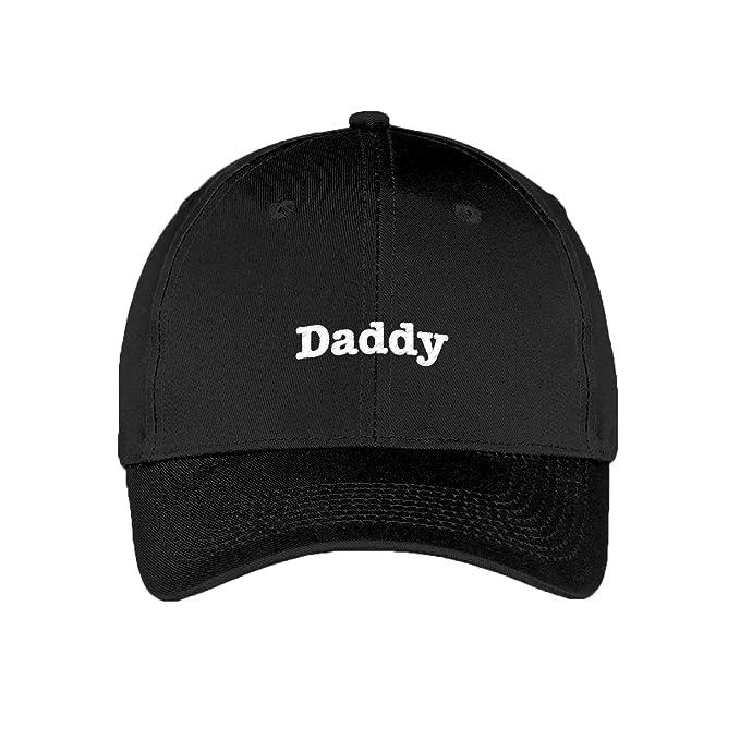 fb43f50e360 Amazon.com  Daddy - Father s Day Dad Hat Adjustable Baseball Cap ...
