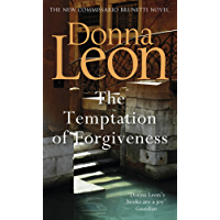 The Temptation of Forgiveness (Commissario Brunetti 27)