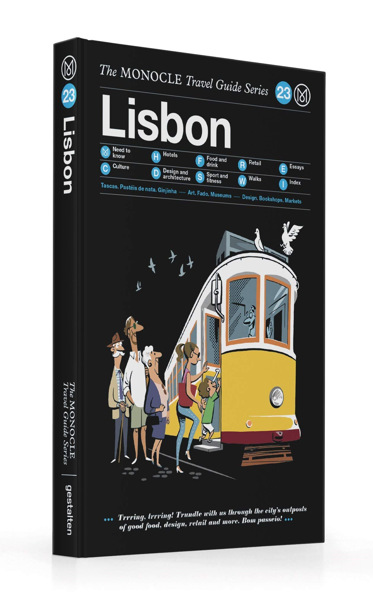 The Monocle Travel Guide to Lisbon: The Monocle Travel Guide Series pdf epub