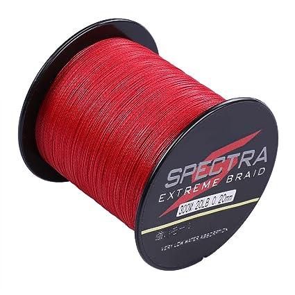 color gris 100/m a 2000/m resiste 2,7 a 136 kg Hilo de pesca trenzado Spectra Extreme Braid
