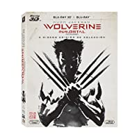 Wolverine Inmortal (BD 3D) [Blu-ray]