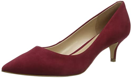 ALDO Sieria, Zapatos de Tacón para Mujer, Rojo (Bordo Miscellaneous/42), 36 EU: Amazon.es: Zapatos y complementos