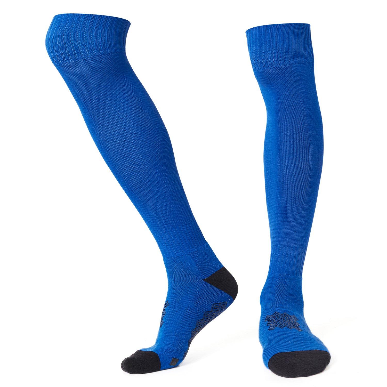 Ulikelife SOCKSHOSIERY メンズ B07C9CT6FX  1 * Royal Blue Large