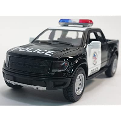 KiNSMART - Police Cars (2013 Ford F-150): Toys & Games