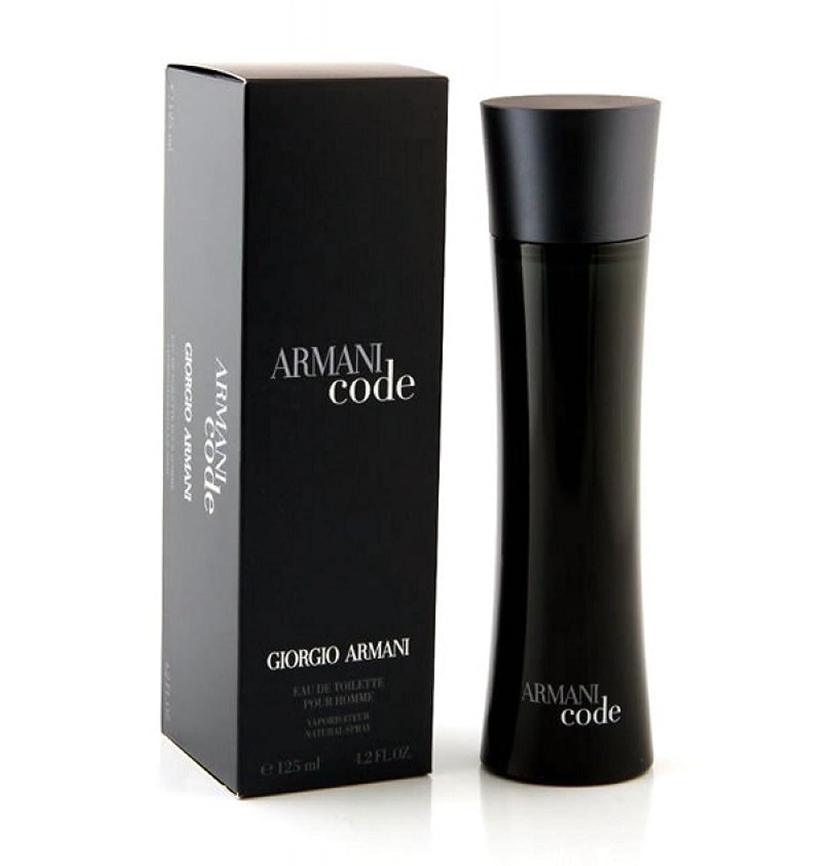 Amazoncom Giorgio Armani Armani Code For Men Eau De Toilette