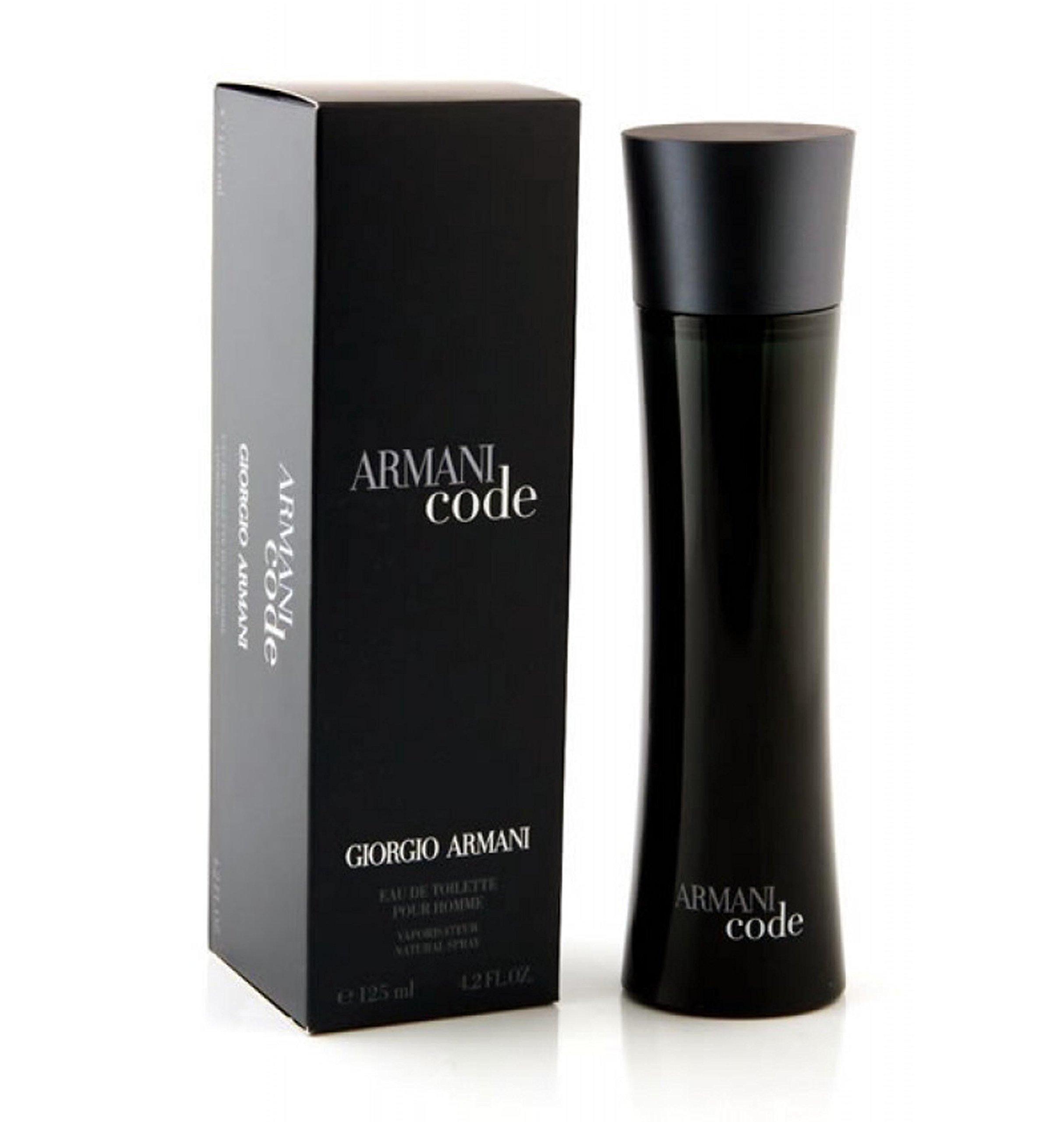 df5fae5539daf Amazon.com   Giorgio Armani Armani Code for Men Eau De Toilette Spray