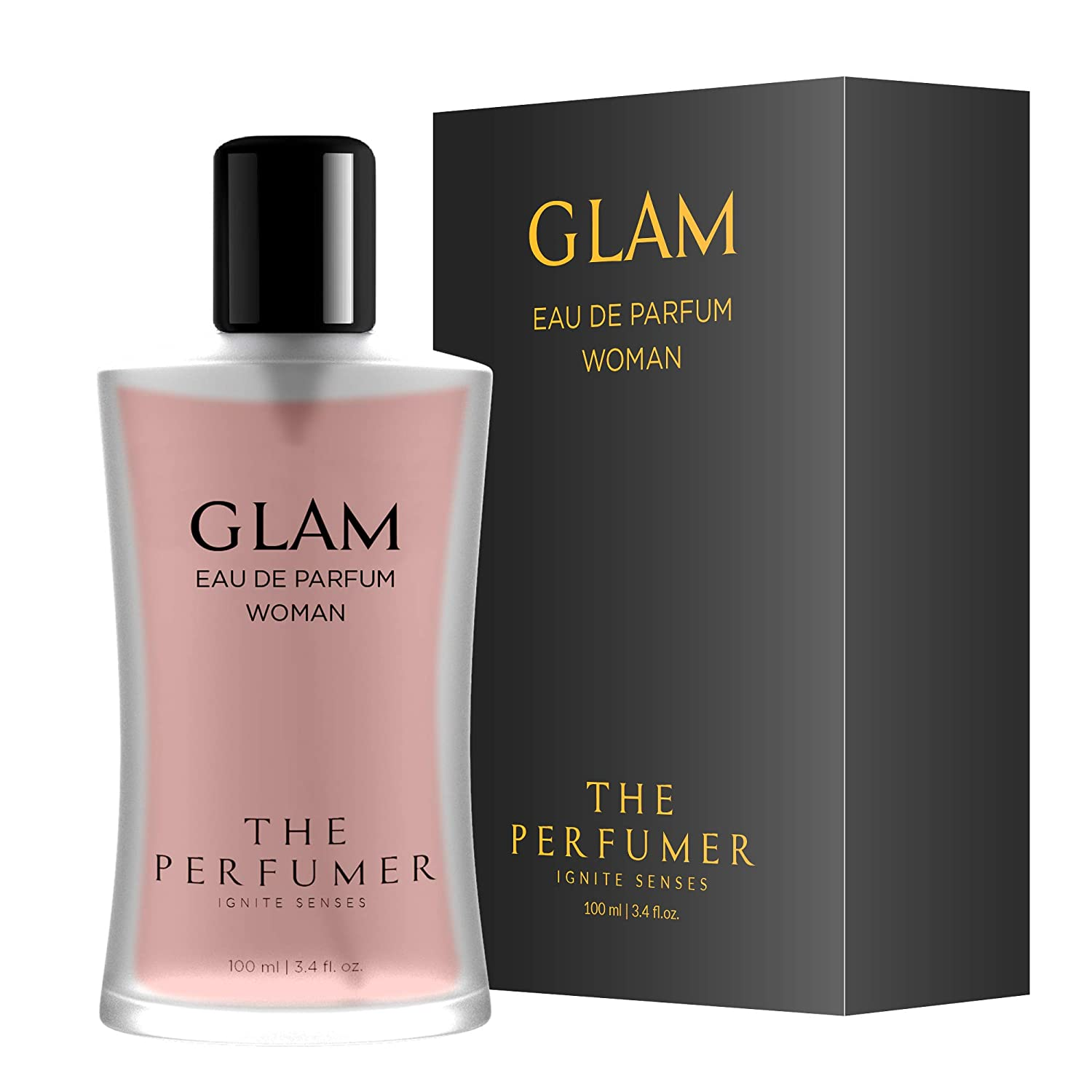 The Perfumer Glam Perfume For Women Fresh And Romantic, 100 Ml