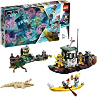 LEGO Hidden Conf-BANANA-BOA Building Kit, 310 Pieces