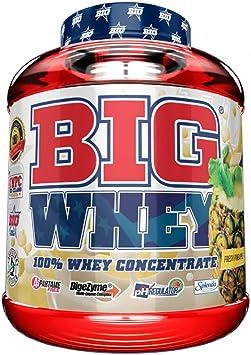 BIG Whey Concentrado de Proteína - 2000 gr