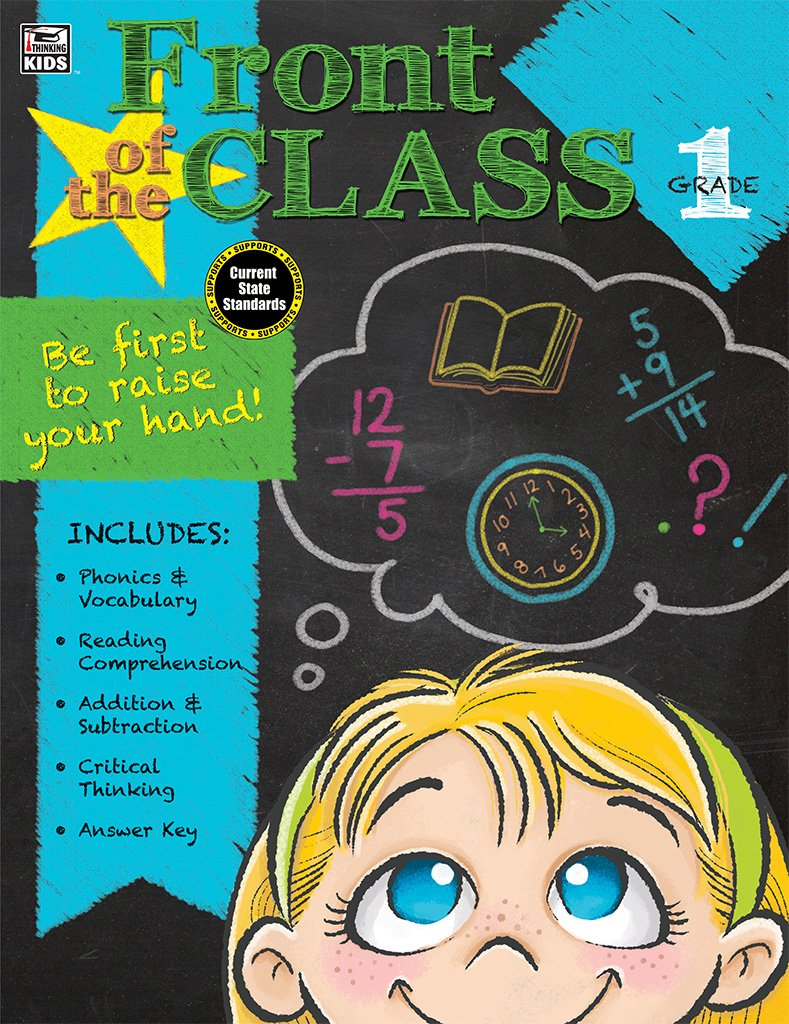 Read Online Front of the Class, Grade 1 pdf epub