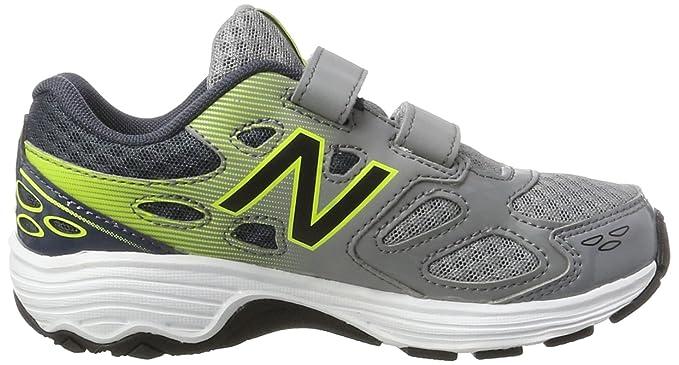 New Balance Boys' KV680HGY, Athletic G, 7 Wide US Little Kid: Amazon.ca:  Shoes & Handbags
