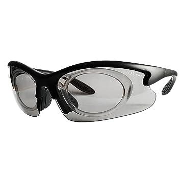 Gafas protectoras de tiro Royal para lentes graduadas. Ideales para airsoft, caza, etc.: Amazon.es: Deportes y aire libre