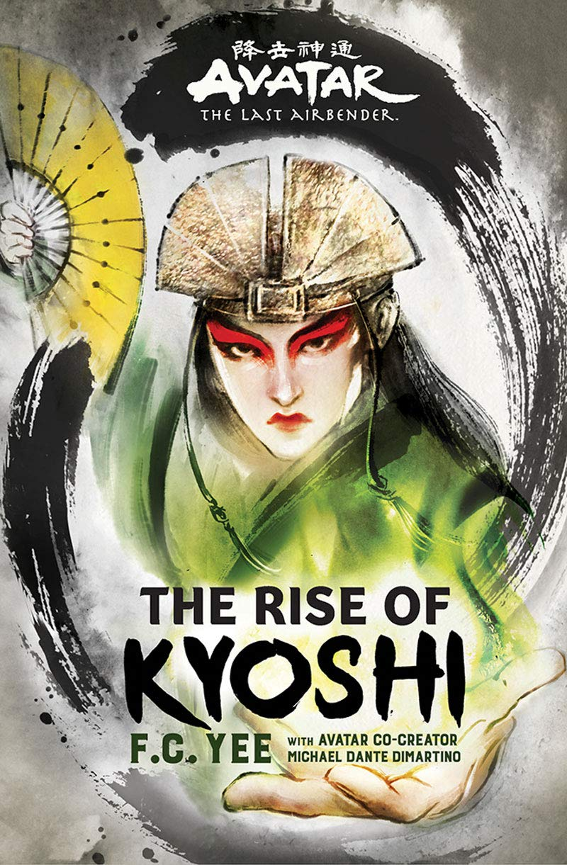 Image result for rise of kyoshi