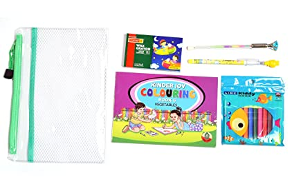 Best Set Of 12 Birthday Return Gift Kit For Kids At Wholesale Rate Free Shipping