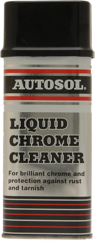 Autosol Liquid Chrome Polish Aluminium & Metal Cleaner Useful 4 Bikes & Cycles