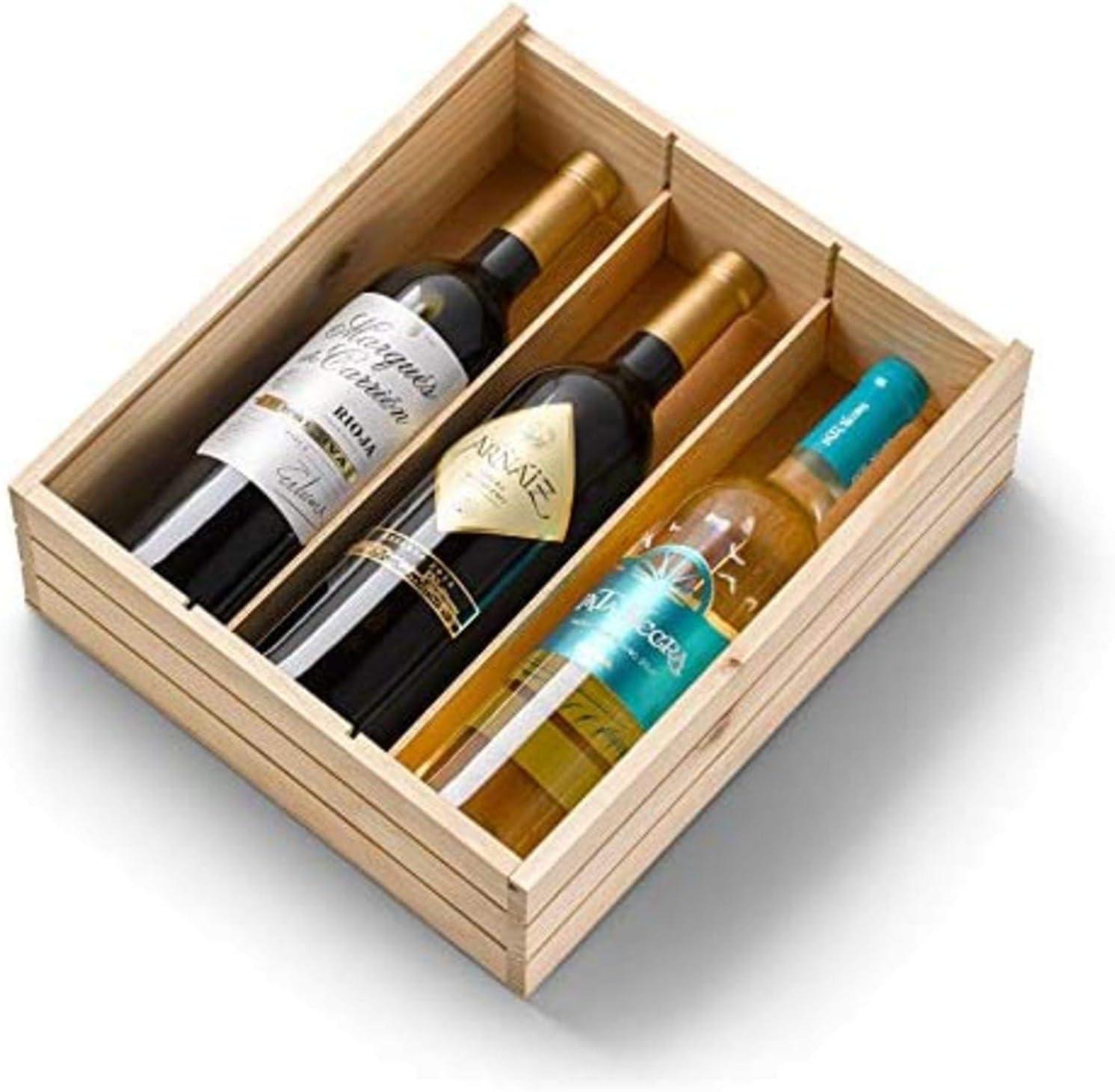 Pata Negra Lote de 3 Botellas, Marqués de Carrión, Viña Arnaiz y Pata Negra, Pack de 3 botellas x 75 cl: Amazon.es: Alimentación y bebidas