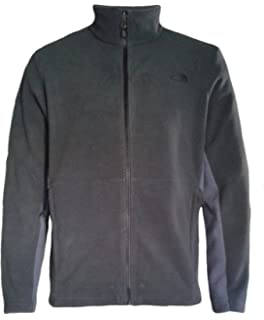 65be74894 The North Face Men's Timber Full Zip Fleece Jacket Falcon Brown ...