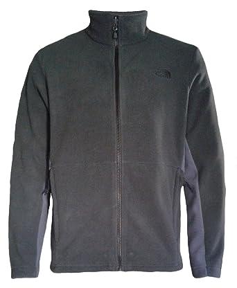 7f2f235558b5a Amazon.com: The North Face 300 Tundra Full zip Mens Fleece Jacket ...