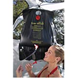 Texsport 5 Gallon Outdoor Portable Solar Shower for Camping Hiking Backpacking