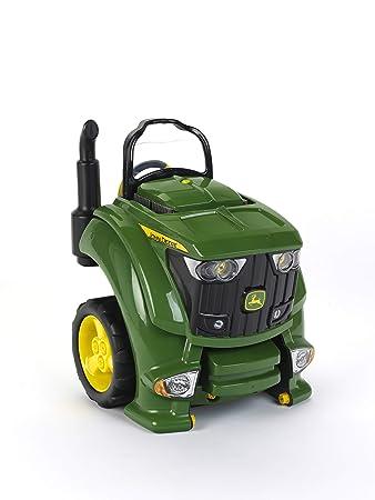 Amazoncom John Deere Tractor Engine Toys Games