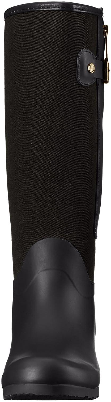 77a54aa9c Amazon.com  Tommy Hilfiger Women s Mela Rain Boot  Shoes
