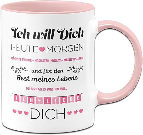 Kaffee Tasse Du bist mehr als nur Freundin Weihnachten Geburtstag Geschenk