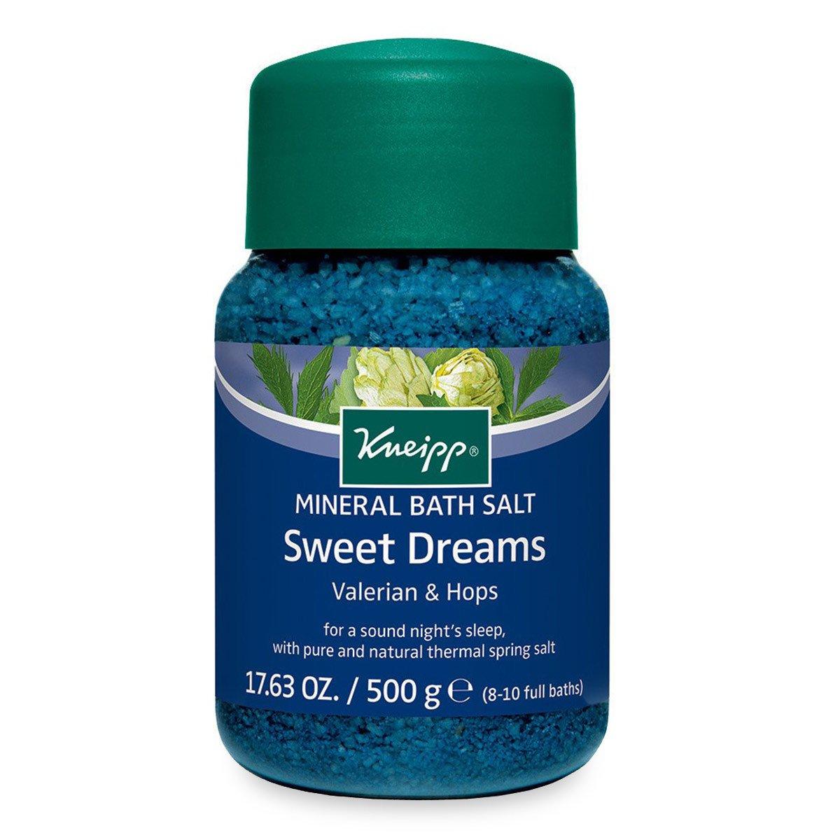Kneipp Deep Sleep Mineral Bath Salts Valerian and Hops 17.6 Oz AMZ011