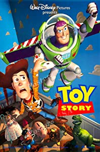 "Posters USA Disney Classics Toy Story Poster - DISN158 (24"" x 36"" (61cm x 91.5cm))"