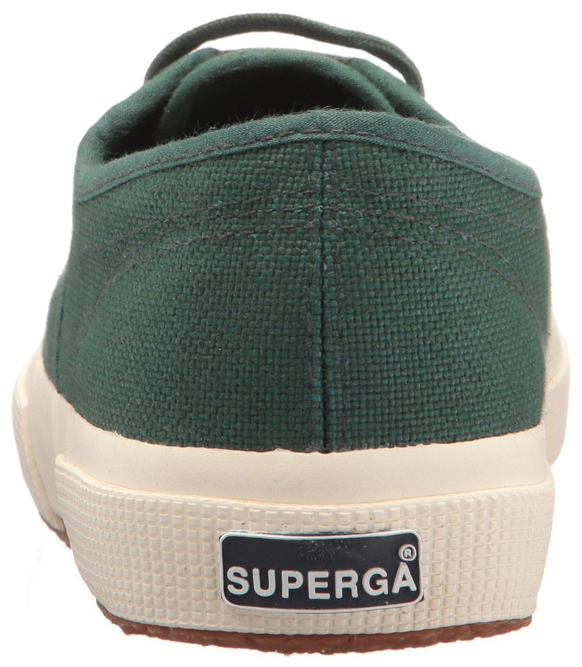 Superga Women's 2750 Cotu Sneaker B073ZK6XWK 38 M EU|Forest Green 310