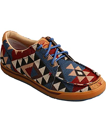 Twisted X Womens Hooey Lopers Casual Shoes