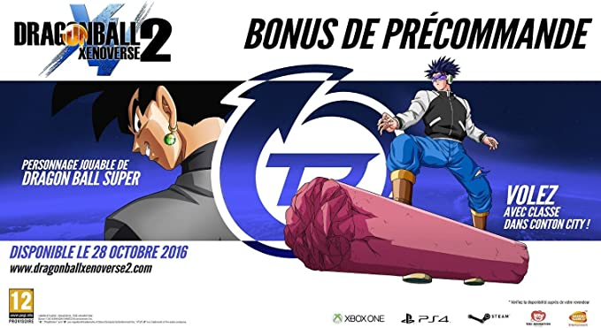 Namco Bandai Games Dragon Ball Xenoverse 2, Xbox One Básico Xbox One Inglés vídeo - Juego (Xbox One, Xbox One, Lucha, Modo multijugador): Amazon.es: Videojuegos