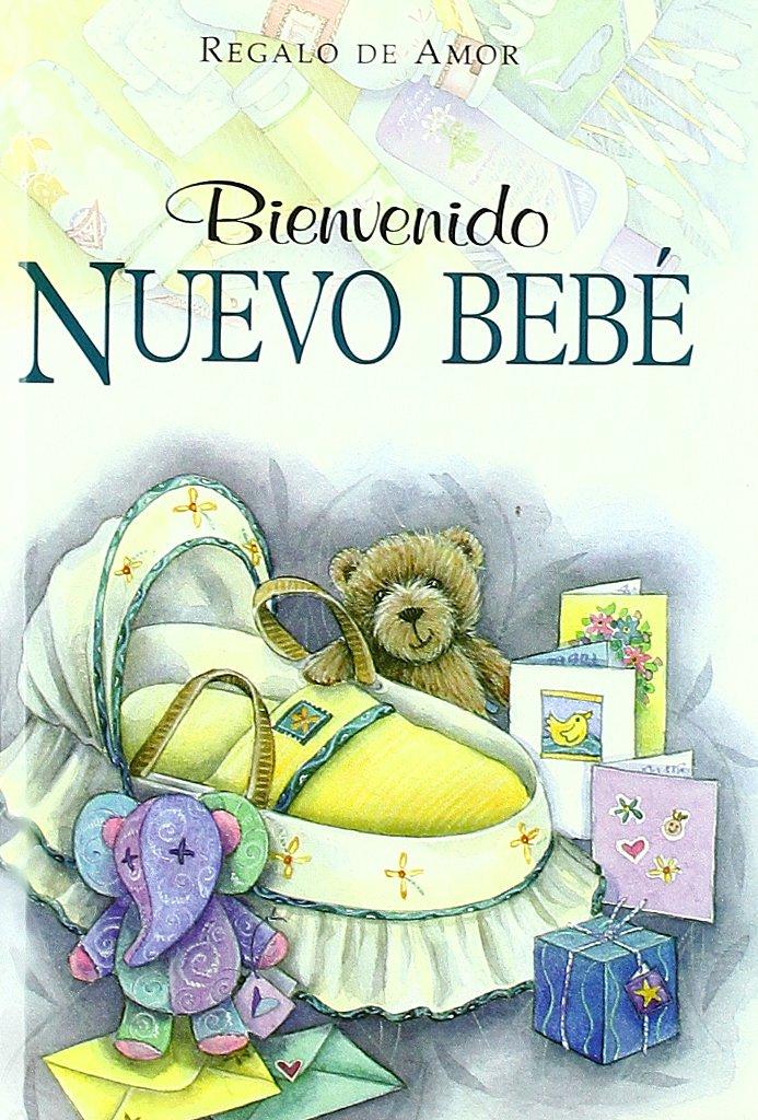 Bienvenido Nuevo Bebe Libritos Amazones Pam Brown Libros